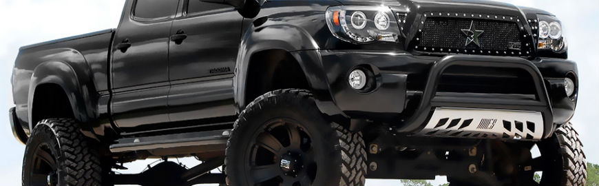 TuffTruckParts.com - Grill Guards & Bull Bars