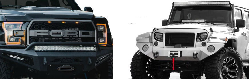 TuffTruckParts.com - Custom truck bumpers