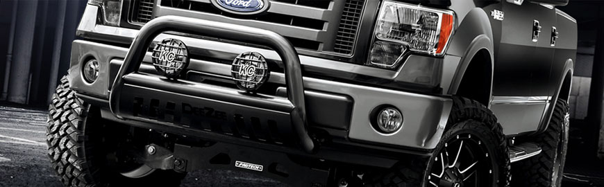 TuffTruckParts.com - Truck Bull Bars & Truck Grille Guards