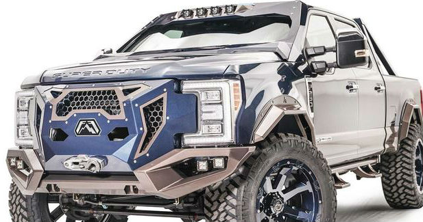 Pushing The Limit In Truck Accessories Custom Truck Parts