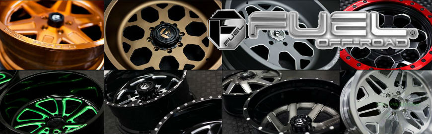 TuffTruckParts.com - Fuel Wheels