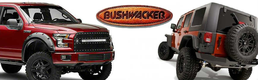 TuffTruckParts.com - Bushwacker