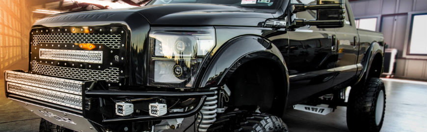 TuffTruckParts.com -  Fender Flares for trucks