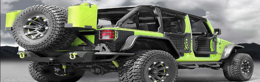 TuffTruckParts.com ?  Tube Doors For Jeeps