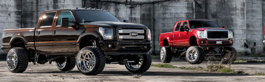 TuffTruckParts.com -Lift kits