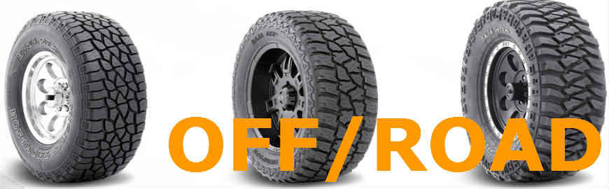 TuffTruckParts.com - off road truck & jeep tires